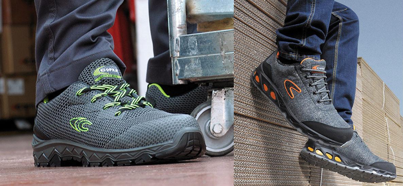 scarpe antinfortunistiche cofra