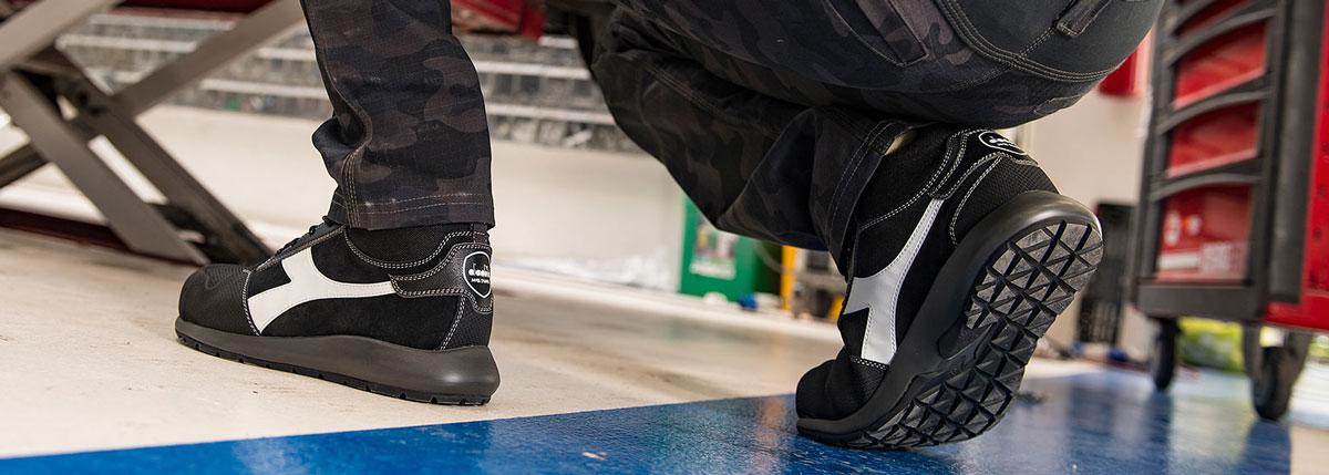 scarpe antinfortunistiche diadora