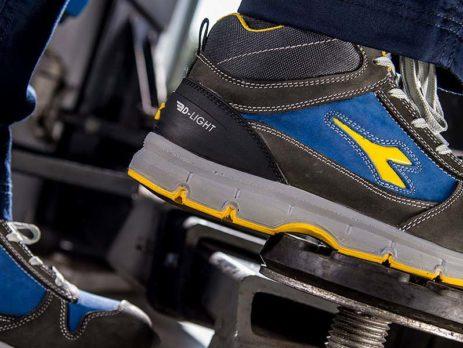 scarpe da lavoro diadora antinfortunistiche