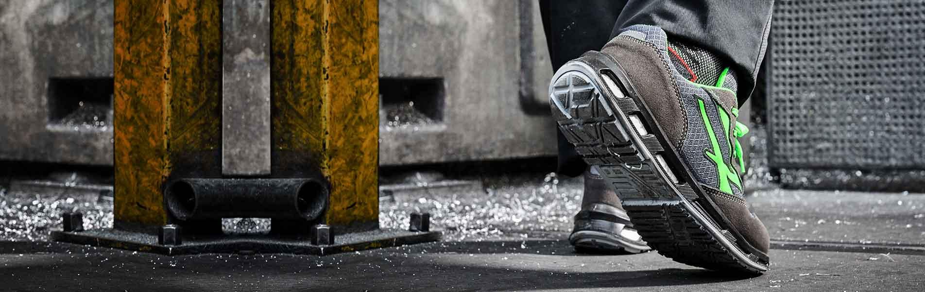 scarpe da lavoro u power